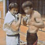 格闘技選手の育成を長く行っていました 平行して 自衛隊徒手格闘技を 日常生活に フィードバックした 危機回避型格闘技を創始【セルフディフェンス】